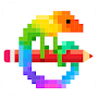 Download Pixel Art: Color by Number Game apk