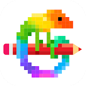 Pixel Art: Color by Number Game