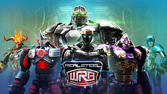 Real Steel World Robot Boxing MOD APK (Unlimited Money) 1