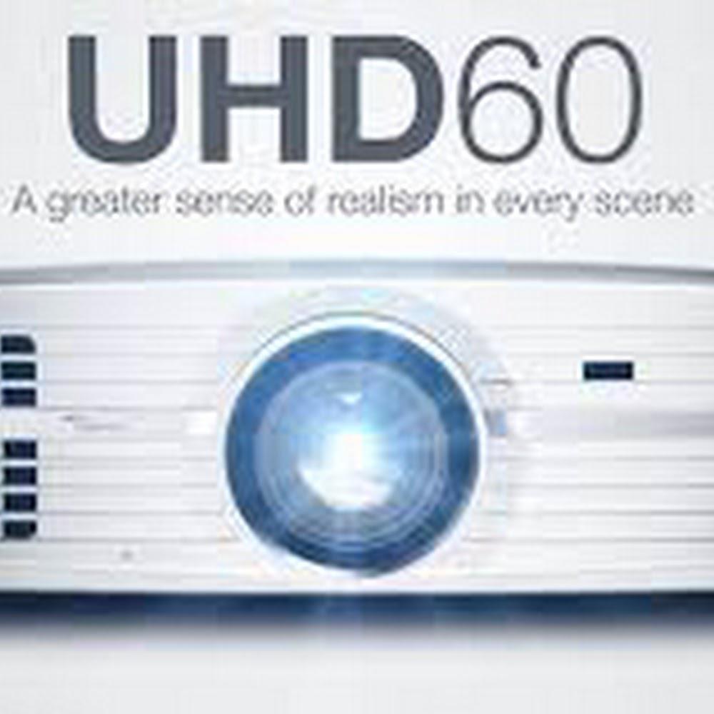 Optoma UHD60 4K Projector