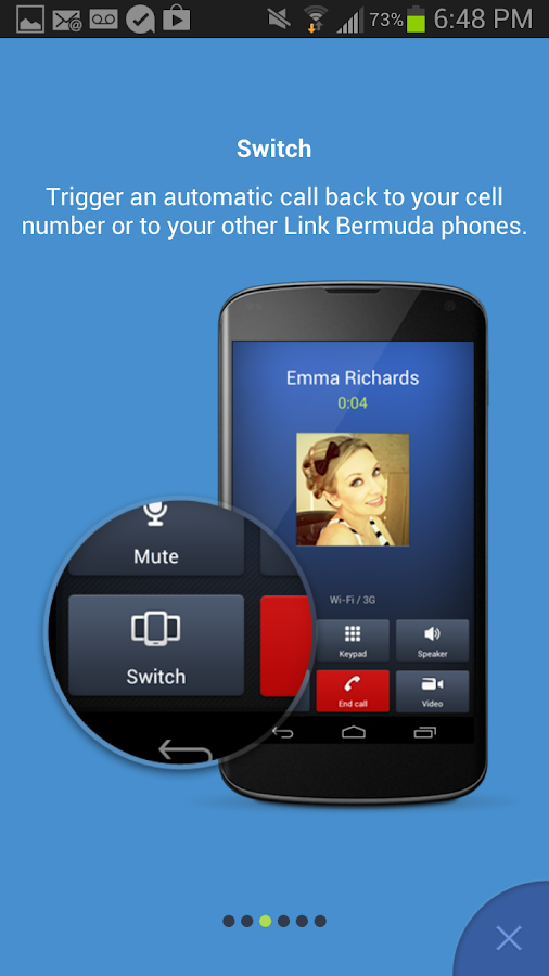 LinkMe- screenshot