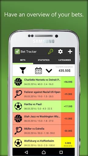 Bet Tracker  screenshots 1