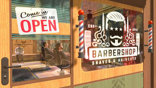 Barber Shop Hair Cut Salon screenshot 2