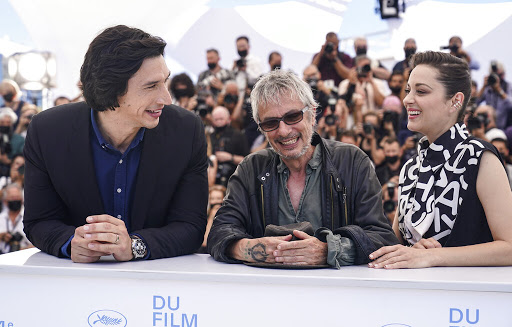 Cannes: Adam Driver on singing, surrealism and 'Annette'