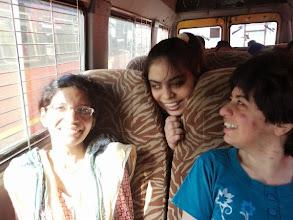 Photo: Trinayani Picnic: On the way there