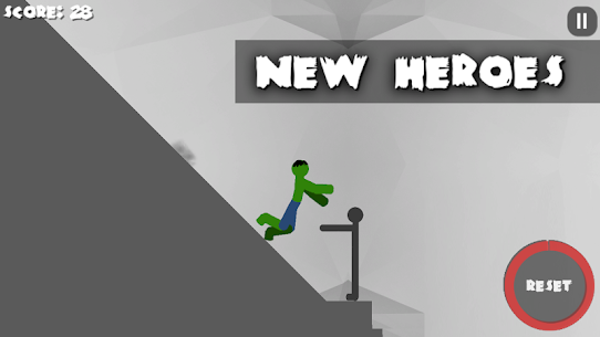 Stickman Destruction 3 Heroes🏁  Apk Download For Android and Iphone 3