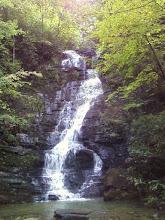 Photo: Reedy Branch Falls near Long Creek, SC  ~ http://WeddingWoman.net ~