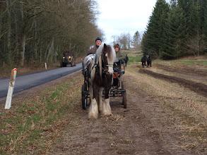 Photo: En og flere hestekræfter