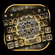 App Golden Mandala Keyboard Theme APK for Kindle