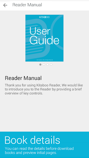 Kitaboo eBook Reader