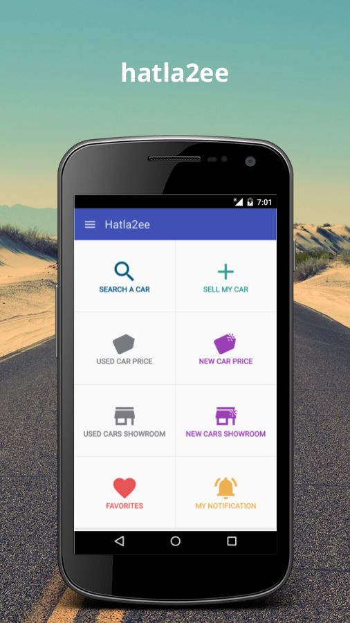 Hatla2ee - new and used cars for sale- screenshot