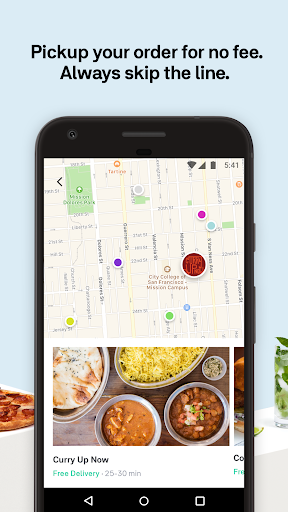 Postmates Food Delivery: Order Eats & Alcohol  screenshots 4