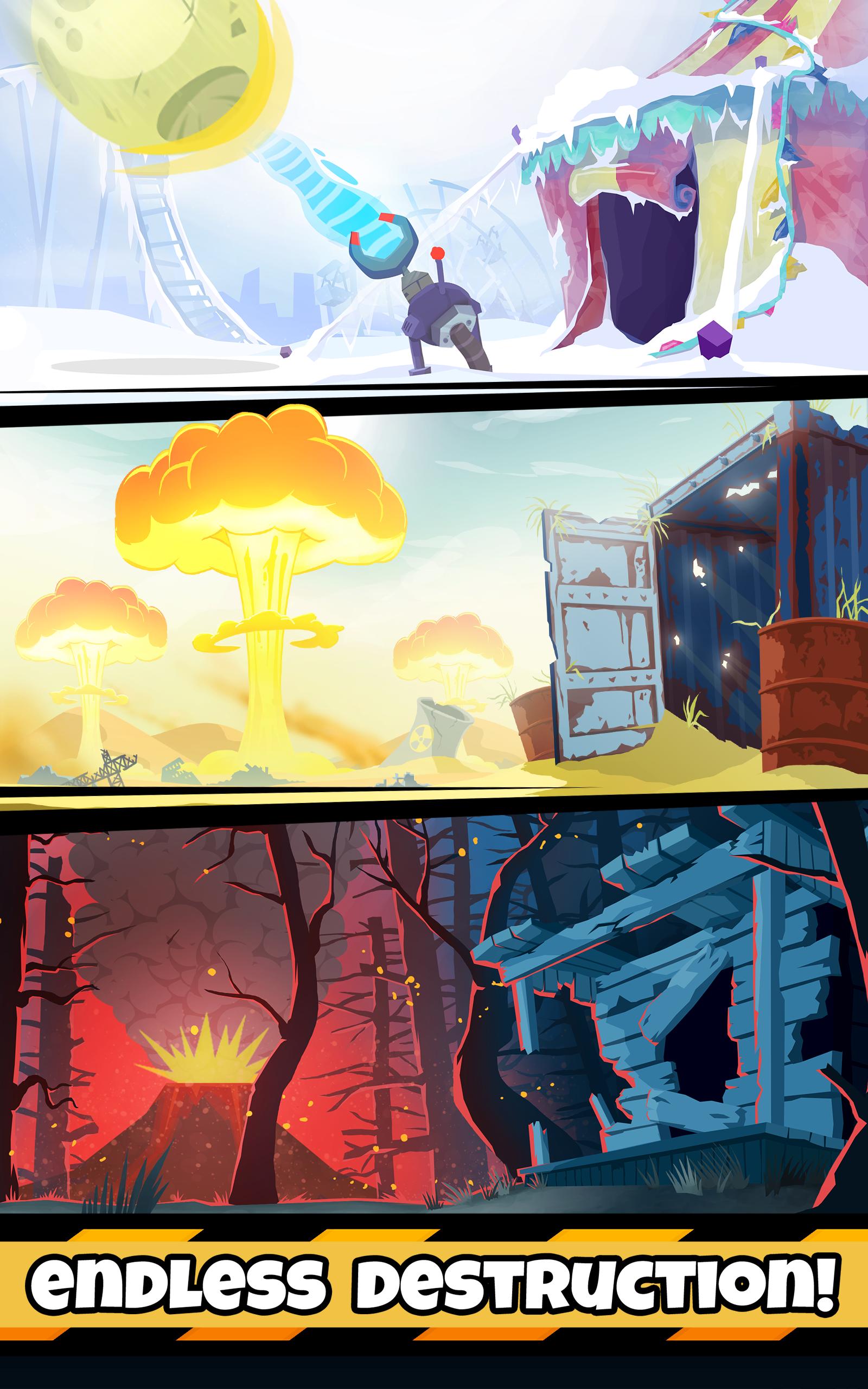 Doomsday Clicker screenshot #10