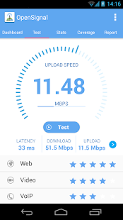 3G 4G WiFi Maps & Speed Test - screenshot thumbnail
