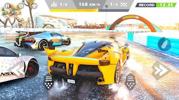 Ultimate Speed : Real Car Racing