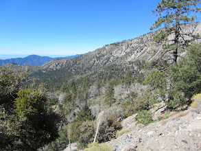 Photo: View west toward Islip Ridge from South Mount Hawkins Road