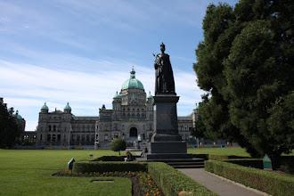 Photo: Victoria - Parliament Building