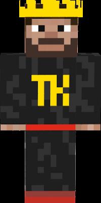 Youtuber Nova Skin - Skins para minecraft pe de youtubers