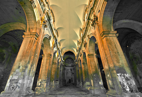 abandoned by Marco Virgone - Buildings & Architecture Other Exteriors ( church, abandoned )