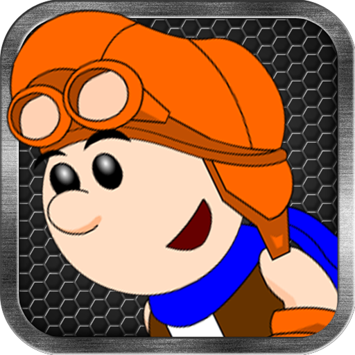 Super Jungle Mario Adventure 街機 LOGO-玩APPs