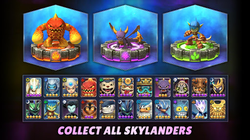 Skylandersu2122 Ring of Heroes 1.0.17 screenshots 2