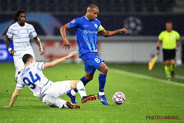 Un autre Gantois forfait pour le Dynamo Kiev