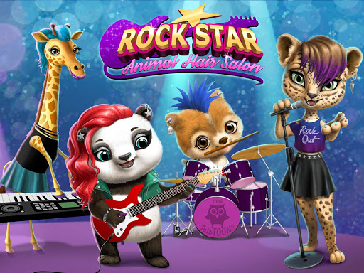 Rock Star Animal Hair Salon 2.0.0 screenshots 11