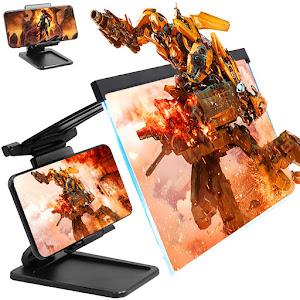 Amplificator imagine HD pentru ecranul telefonului, KolorFish 12''