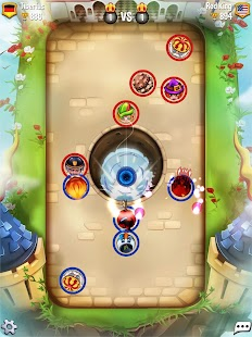 Flick Arena Screenshot