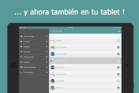 Radio España FM - náhled