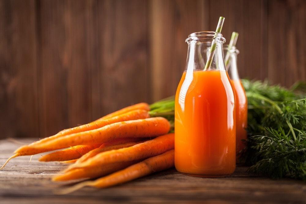 Carrot Juice For Acid Reflux