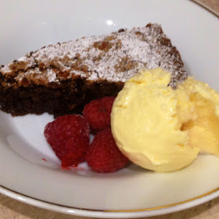 Torta Caprese (Flourless Chocolate Almond Cake)