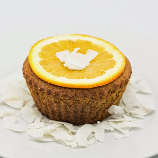 Gluten-Free Ricotta Coconut Orange Cakes Recipe