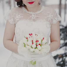 Wedding photographer Anastasiya Sharonova (sharonovaaa). Photo of 18.01.2016
