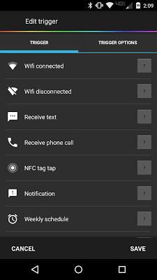 Hue Pro Tasker - screenshot