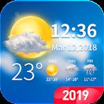 Live weather & clock widget 🌞 16.1.0.47490