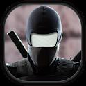 Ninja montagem da foto icon