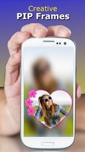 PIP Cam - Photo Frame - náhled