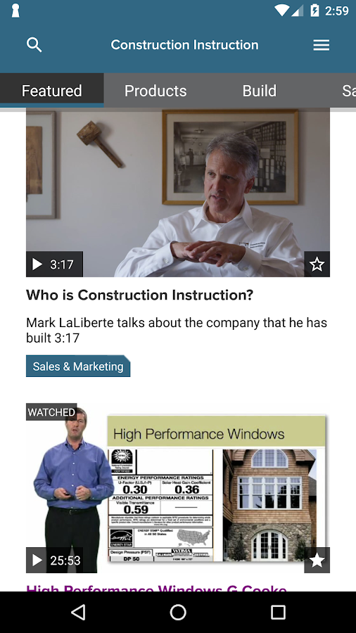 Construction Instruction HD- screenshot