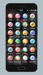 Luxury 3D - IconPack - náhled