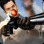 Death Shooter Commando 3D Icon