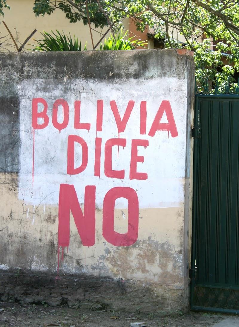 Intanto in Bolivia... di robicle