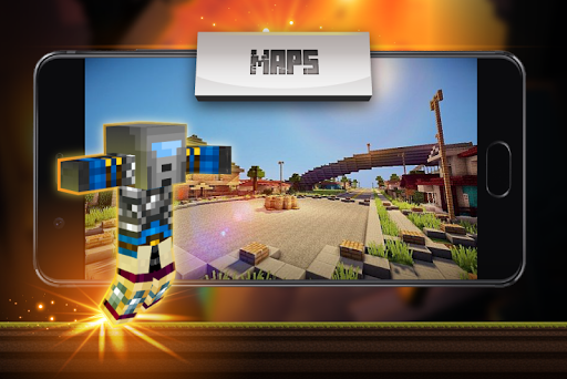 Maps for Minecraft 1.4 screenshots 2