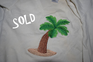 Photo: Palm Tree (Close up of shirts in WCW set)