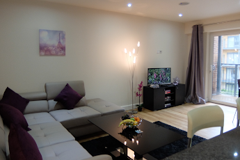 Aerodrome Road serviced apartments, Colindale