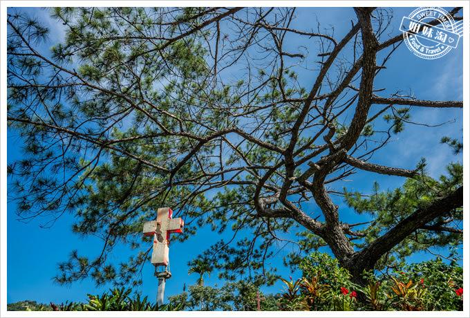 山里福音教會十字架