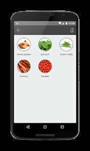 Safe food - Healthy food screenshot 1