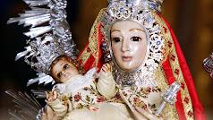 Cartel de la romería de la Virgen de la Cabeza