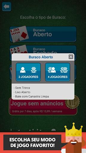 Buraco Jogatina: Jogo de Cartas Gru00e1tis 1.7.2 screenshots 7