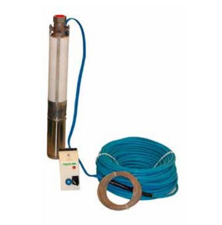 DEBE pumppaket 3x400 V